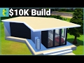 The Sims 4 Building - $10K Build Challenge (Tiny Home)