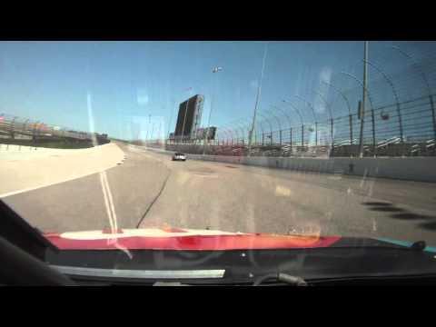 Nascar Driving School - Texas Motor Speedway