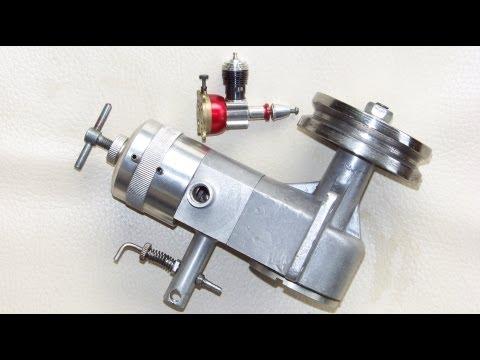 diesel model engine 12cc, big ! vintage not nitro RC