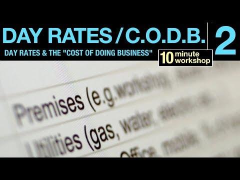 Day Rates & CODB, P2 of 2, #172