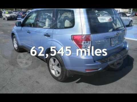 2012 Subaru Forester 2.5X for sale in Vancouver, WA