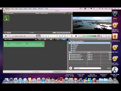 How to Use iMovie 11': Snap to Beats