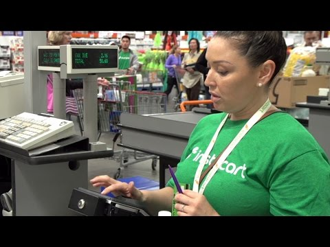 Instacart improves shopping for faster delivery