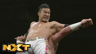 Kushida vs. Drew Gulak – Submission Match: WWE NXT, June 12, 2019