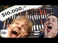 The Greatest Knife Collection | $10,000+ DBK Knife Collection 2017