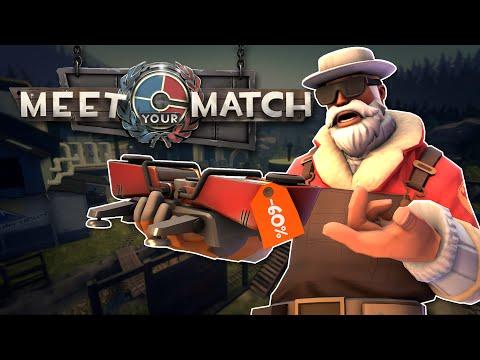 Meet Your Match (Part 1) | Engineer Buffed (Again!)