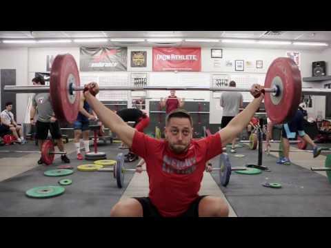 EVCF/Iron Athlete Weightlifting