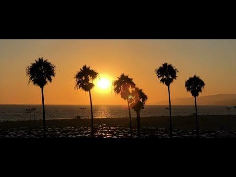 iPhone 8 Plus 4K Cinematic Video Footage (camera test in Los Angeles)