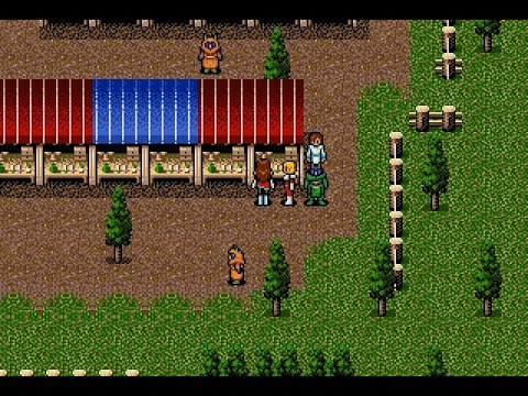 Let's Play Phantasy Star IV #10: We Almost Missed the Sale!