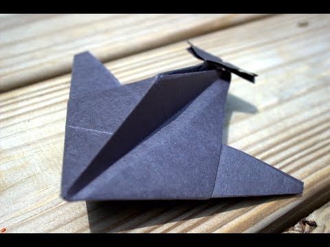 How to make a cool stealth fighter