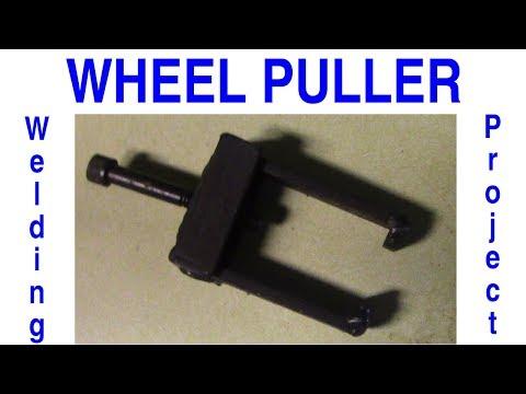 DIY Wheel Puller