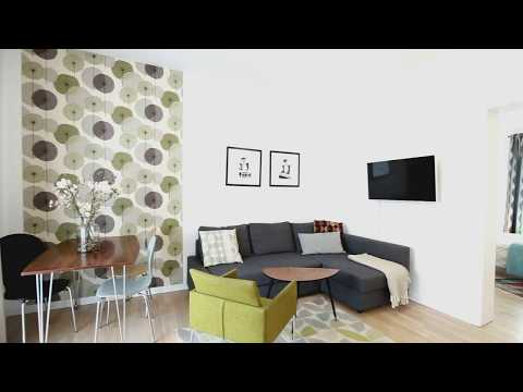Furnished 2-Room Apartment in Berlin Mitte, Chausseestr.