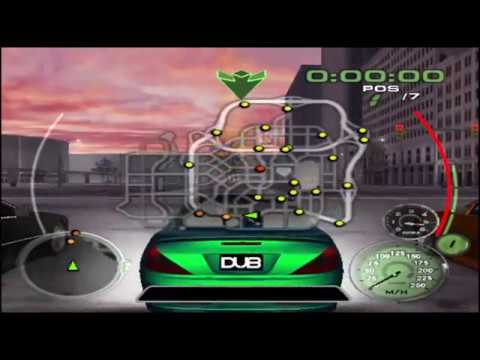 Luxury Rollers Car Club Last Race: Midnight Club 3 DUB Edition Remix