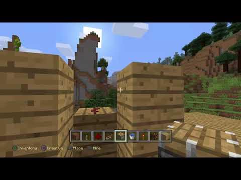 Minecraft fire alarm building part 2