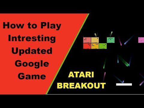 How To Play Free Game Online Atari Breakout