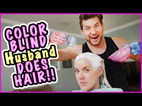 JESSE DOES TERRA'S HAIR | HOW DOES IT TURN OUT? | SMELLY BELLY TV | FAMILY VLOG