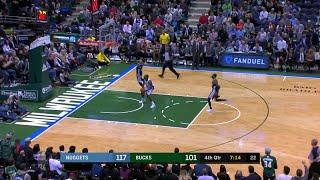 4th Quarter, One Box Video: Milwaukee Bucks vs. Denver Nuggets