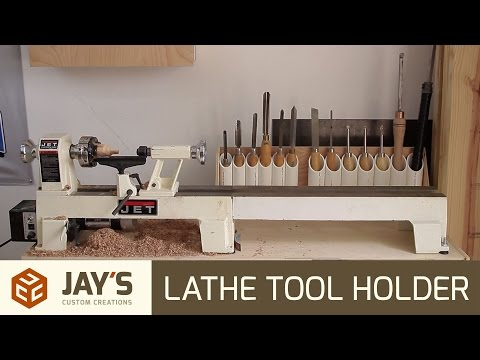 Quick & Easy Lathe Tool Holders - 244