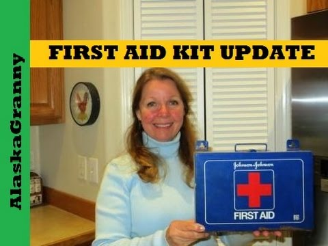 First Aid Kit Update