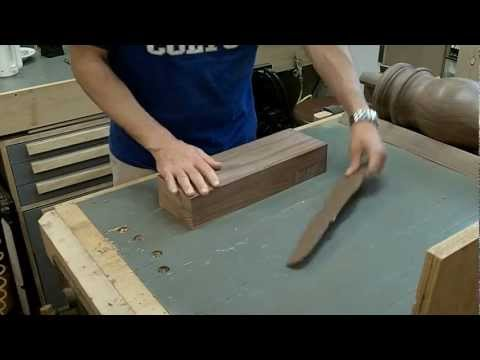 Pedestal Extension Table Part 4