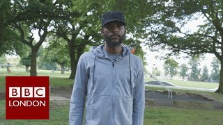 Faron's fight against knife crime in London – BBC London News