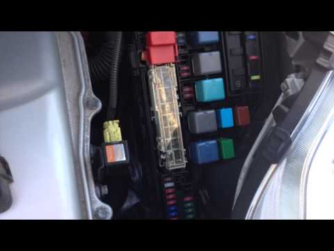 PRIUS AUXILLIARY BATTERY DRAIN PROBLEMS