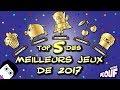 TOP 5 DES MEILLEURS JEUX DE 2017