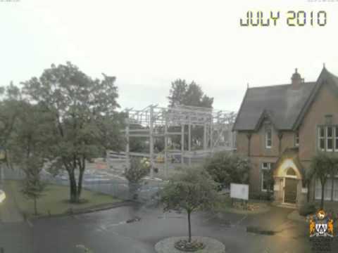 MTS Sports Centre time-lapse