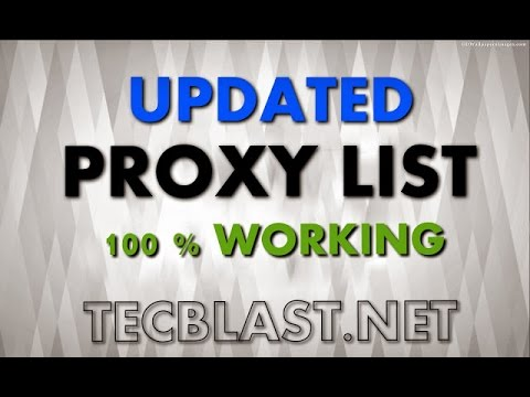 How to use Proxy Server