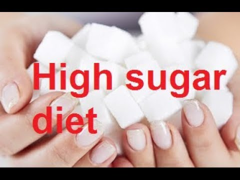 How to protect your skin and body from a high sugar diet