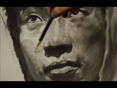Portrait Drawing Tutorial Step by step