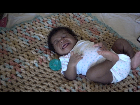 How To Stop A Newborn From Crying VEDA Day 9