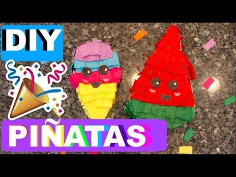 DIY Piñatas!