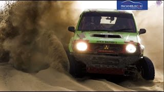 Cholistan Jeep Rally 2016