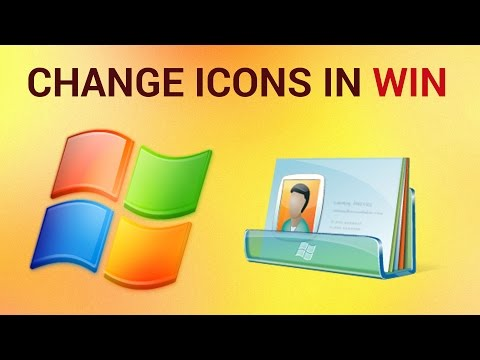 How to Change an Icon in Windows 7