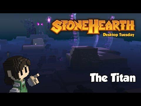 Desktop Tuesday: The Titan