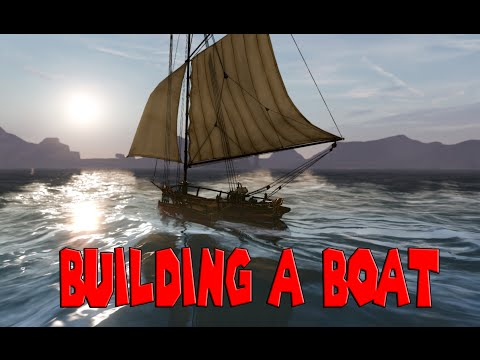 How To: Archeage, Build a Boat and Personalize the Sails