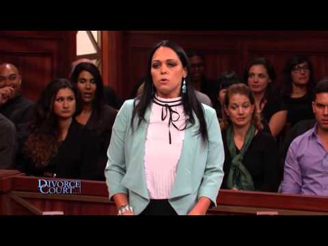 A Fight Almost Breaks Out in DIVORCE COURT