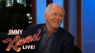 Download John Lithgow on Watching His Own Movies Video
