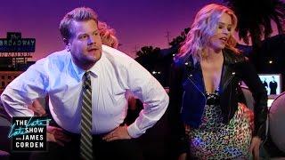 Elizabeth Banks & James Audition for Jane Fonda's Dance Parties