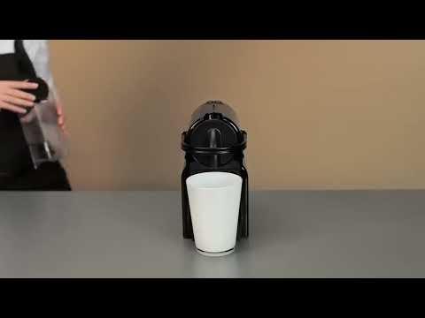 Nespresso Inissia: How to descale your Inissia machine