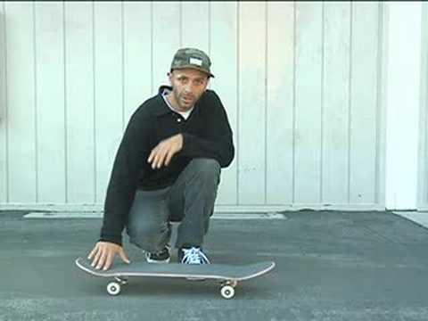 Skateboarding Ollie Tricks : Rolling Skateboard Ollie Mistakes