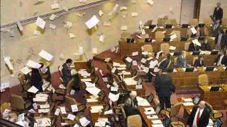 """Lucho Rivera """"La ley de los Cantores de Micro"""""""