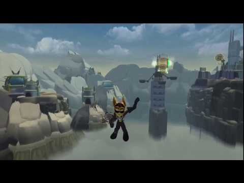Ratchet and Clank : Going Commando -65- Breaking Stuff