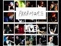 Paramore Self Titled Live Full Album Lyrics