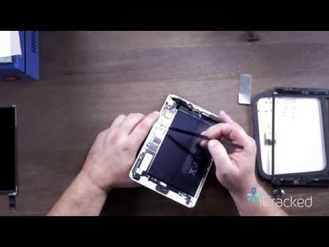 iCracked iPad Mini 3 Teardown - www.iCracked.com