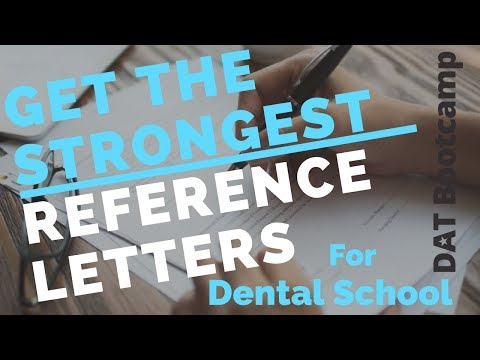 How to Obtain the Strongest Reference Letters