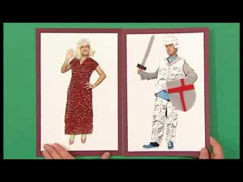 Mister Maker | Knight & Princess Picture |  Frame It!