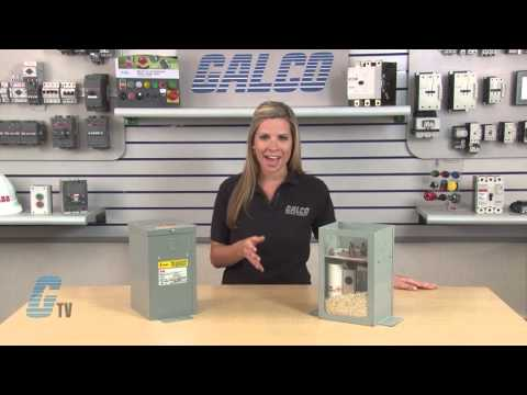 ABB Power Factor Correction Capacitors: Individual & Banks - A GalcoTV Overview