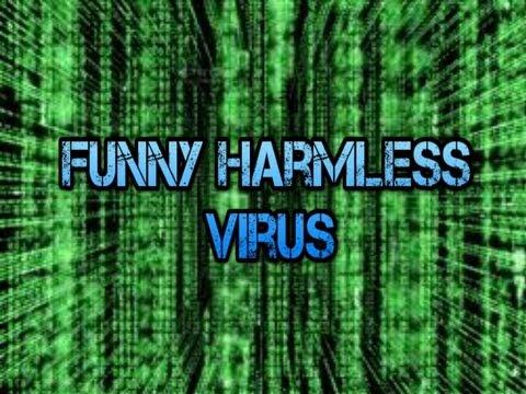 How to make a Funny Virus Prank (Harmless)